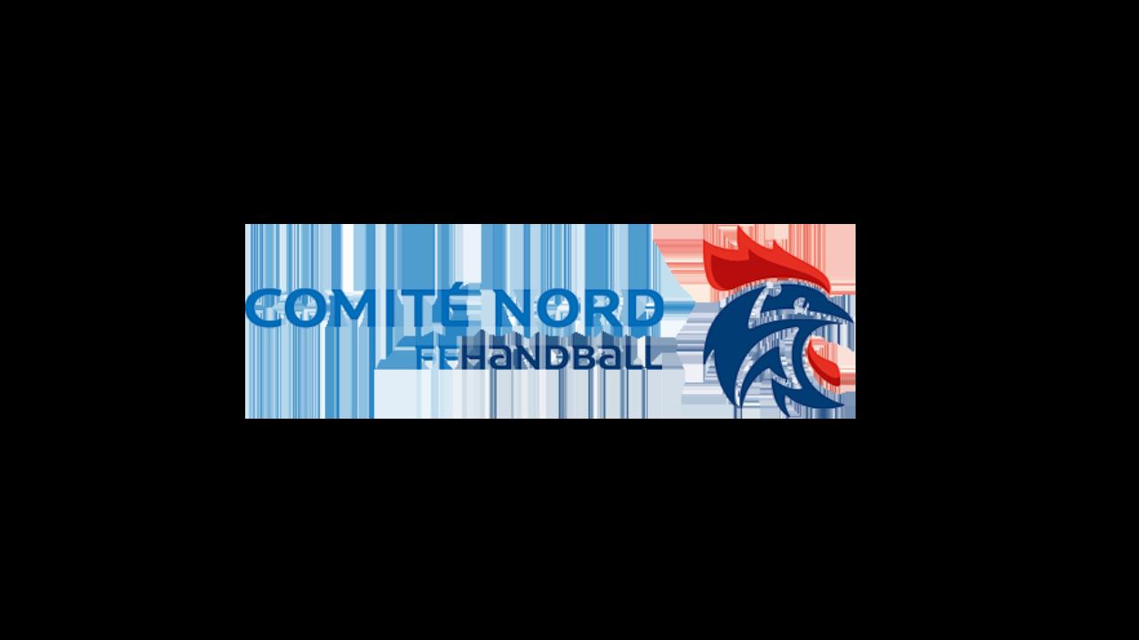 Logo Comité Nord Handball